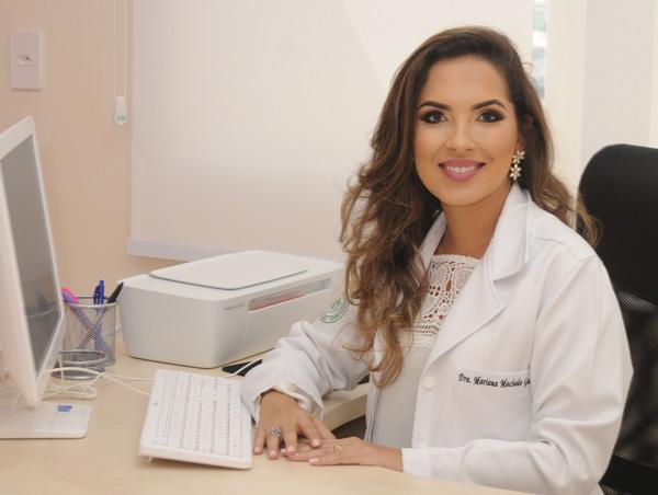 Dra. Mariana Machado